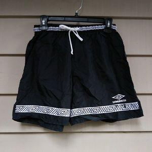 ⭐2/$6 Vintage Umbro Athletic Soccer Shorts Small